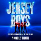 Jersey Boys SAGA Meet & Greet