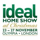 Ideal Home Show At Christmas - London
