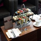 Traditional Afternoon tea - 2 Bridge Place at the DoubleTree by Hilton London Victoria