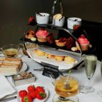 Afternoon Tea at Ambassadors Bloomsbury Number Twelve Restaurant