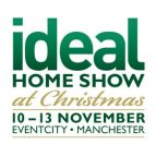 Ideal Home Show At Christmas - Manchester