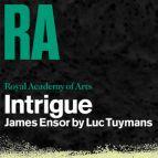 Intrigue: James Esnor by Luc Tuymans