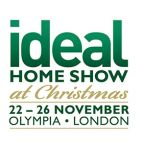 Ideal Home Show at Christmas 2017