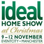 Ideal Home Show at Christmas Manchester