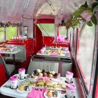 B Bakery Afternoon Tea Bus London Tour
