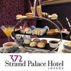 Tea at the Strand Palace