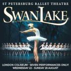 St. Petersburg Ballet - Swan Lake