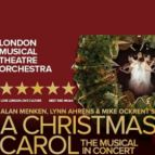 London Musical Theatre Orchestra presents A Christmas Carol  Meal Deals