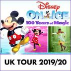 Disney On Ice celebrates 100 Years of Magic - Manchester