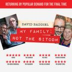David Baddiel- My Family: Not The Sitcom