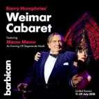 Barry Humphries Weimar Cabaret