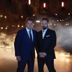 Michael Ball & Alfie Boe Together Again Tour 2017