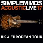 Simple Minds Acoustic Live