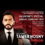 Tamer Hosny And Hussein Deek