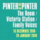 The Room/Victoria Station/Family Voices