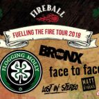 Fireball - Fuelling the Fire Tour