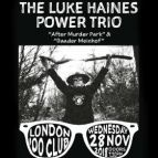 The Luke Haines Power Trio