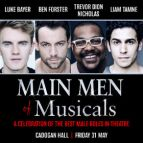 Main Men of Musicals