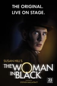 The Woman in Black Tickets poster