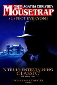 The Mousetrap Tickets poster