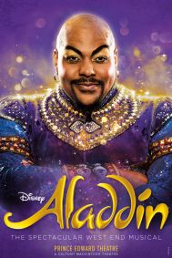 Aladdin - Disney's New Musical Tickets poster