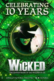 Wicked Tickets poster