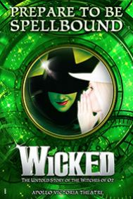 Wicked Reviews poster