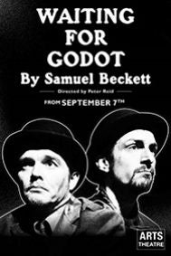 Waiting for Godot Tickets poster