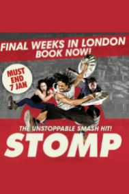 Stomp Tickets poster