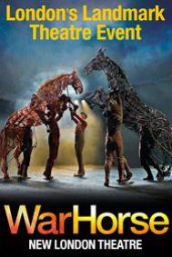War Horse Tickets poster