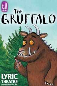The Gruffalo Tickets poster