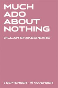 Much Ado About Nothing Tickets poster
