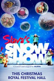Slava's Snowshow Tickets poster