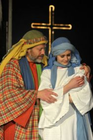The Wintershall Nativity Tickets poster