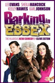 Barking In Essex Tickets poster