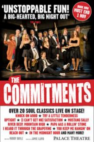 The Commitments Tickets poster