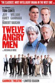 Twelve Angry Men Tickets poster
