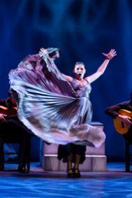 Flamenco Festival London: Sara Baras- La Pepa Tickets poster
