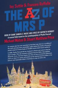 The A-Z Of Mrs P  Tickets poster
