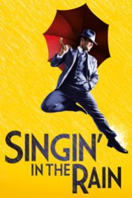 Singin' In The Rain - Edinburgh Tickets poster