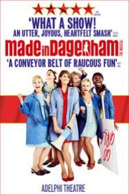 Made in Dagenham Tickets poster