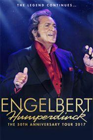 Engelbert Humperdinck Tickets poster