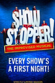Showstopper The Improvised Musical Tickets poster