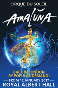 Amaluna - Cirque Du Soleil Tickets poster