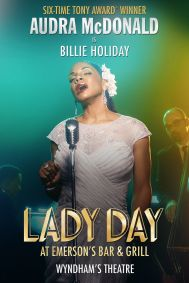 Lady Day at Emerson's Bar & Grill Tickets poster