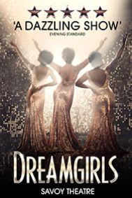 Dreamgirls Tickets poster