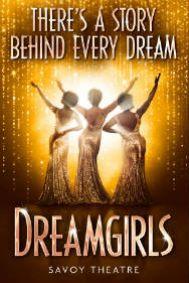 Dreamgirls Tickets poster
