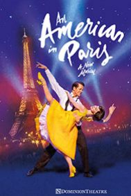An American in Paris Tickets poster