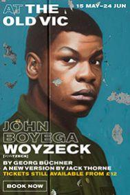 Woyzeck Tickets poster