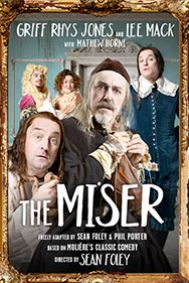 The Miser Tickets poster